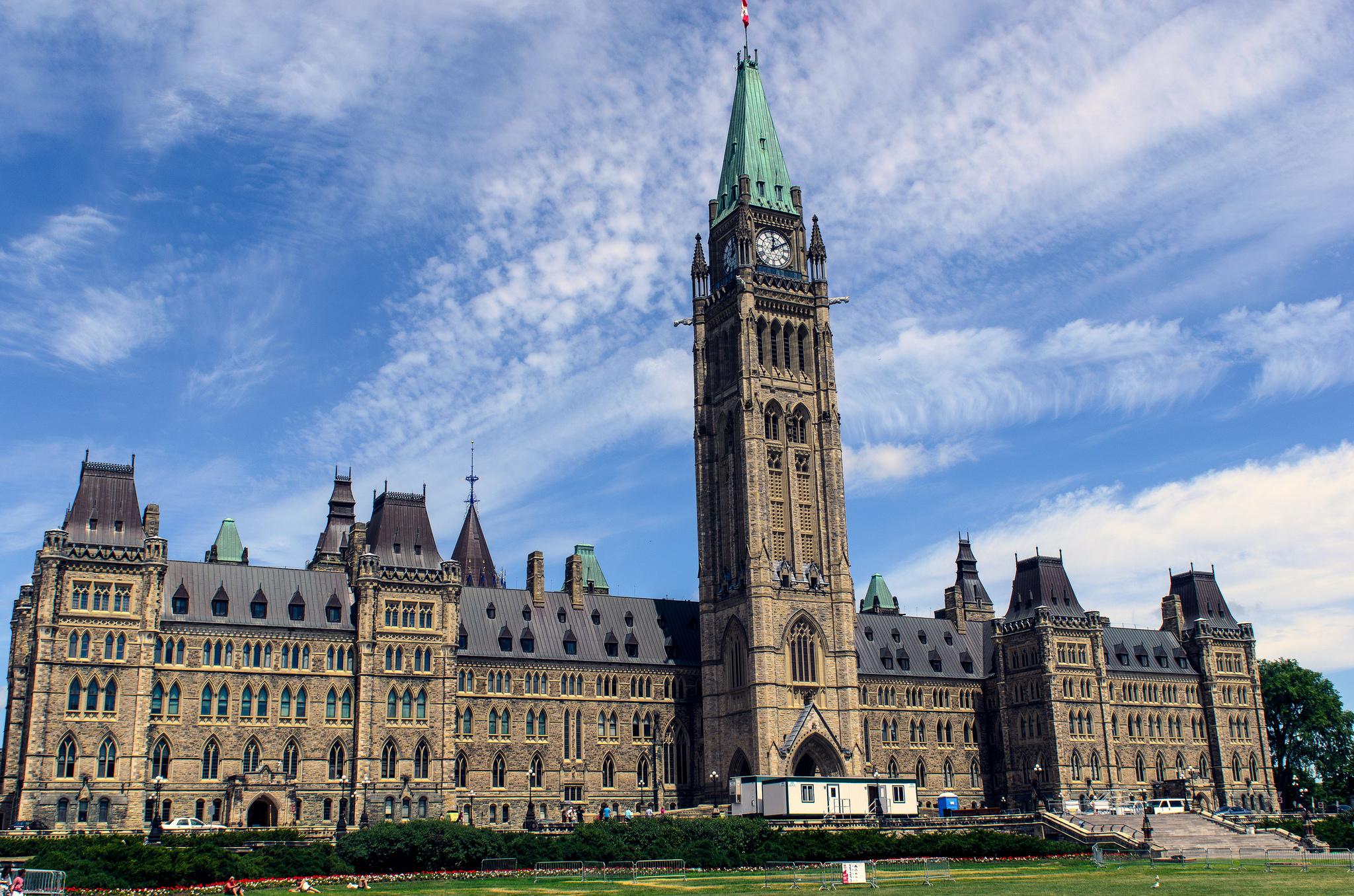 Ottawa Parliament Canada