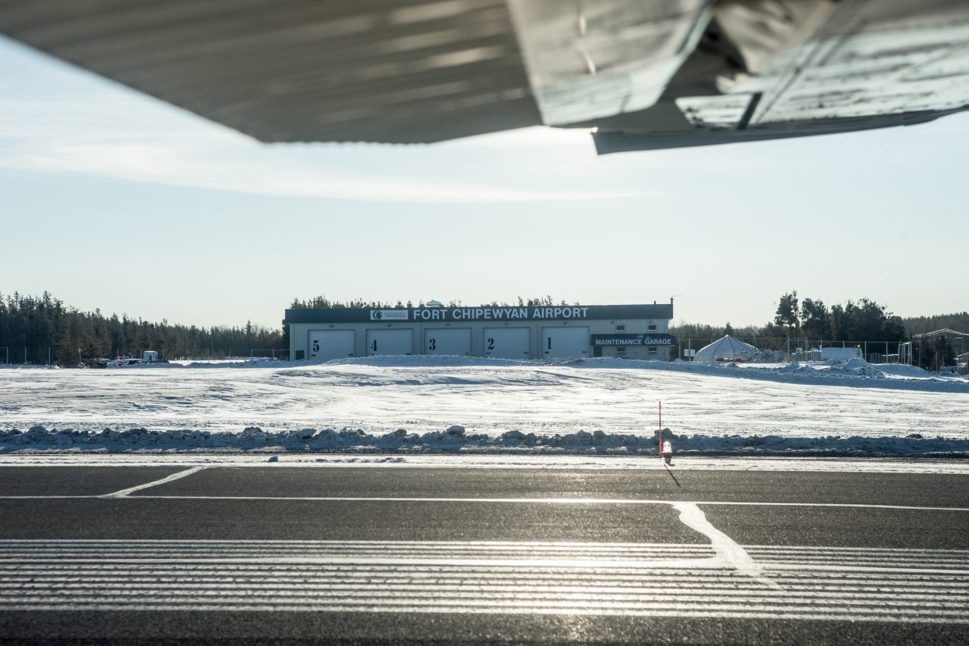 Fort Chipewyan Airport, Oilsands Cancer Story
