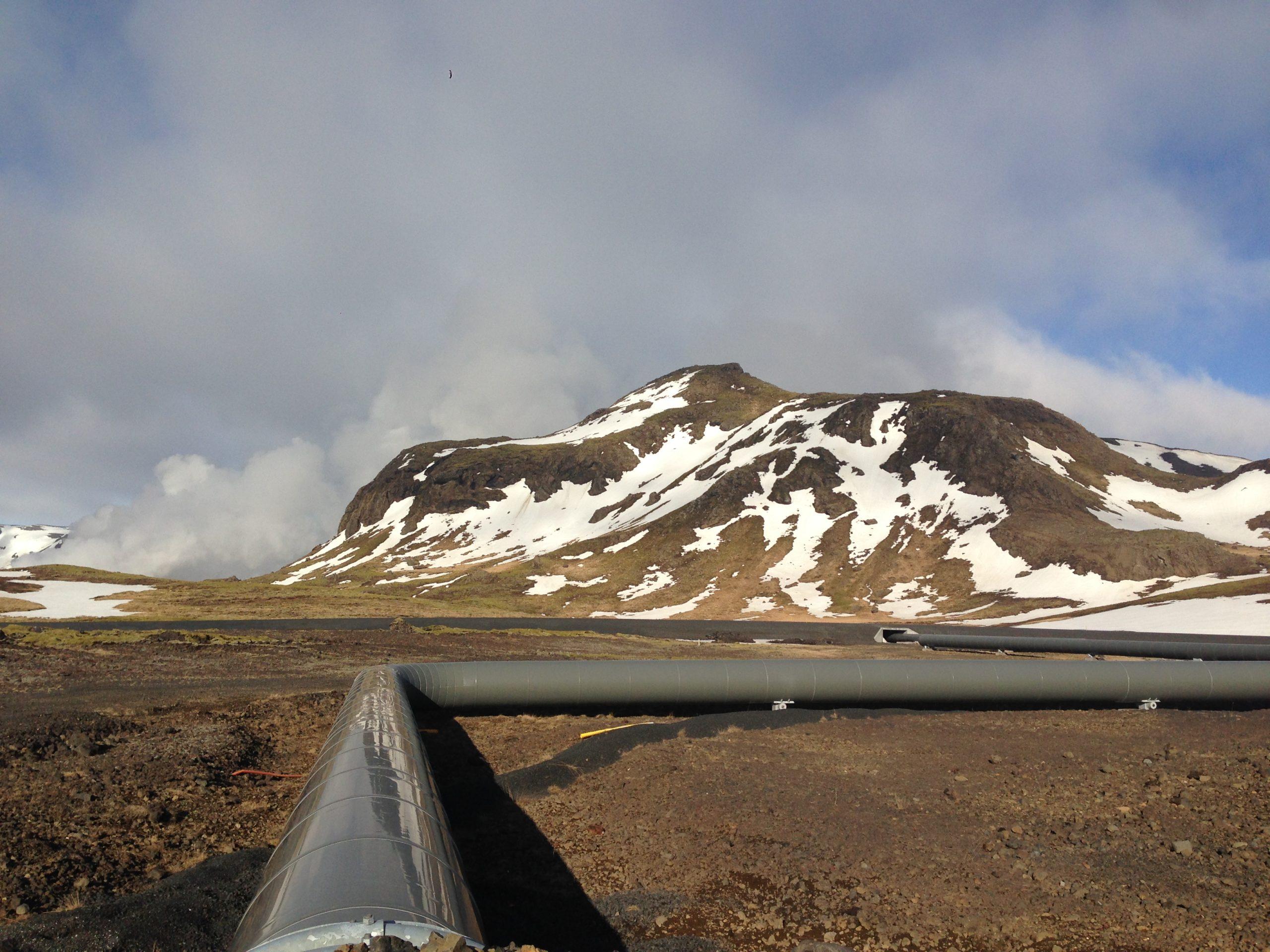 Geothermal Iceland Carol Linnitt