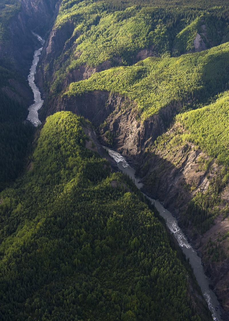 Grand Canyon of the Stikine River.