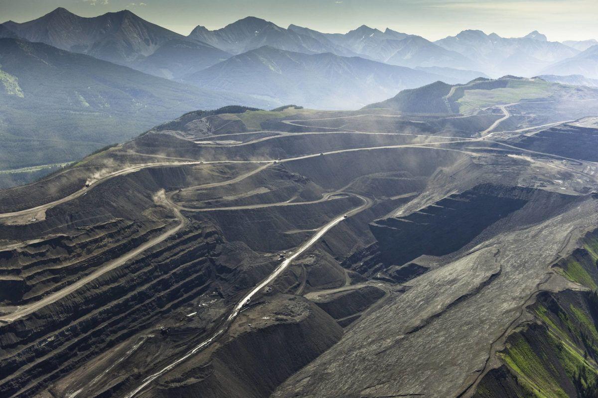 Elk Valley coal mines Teck Resources Garth Lenz
