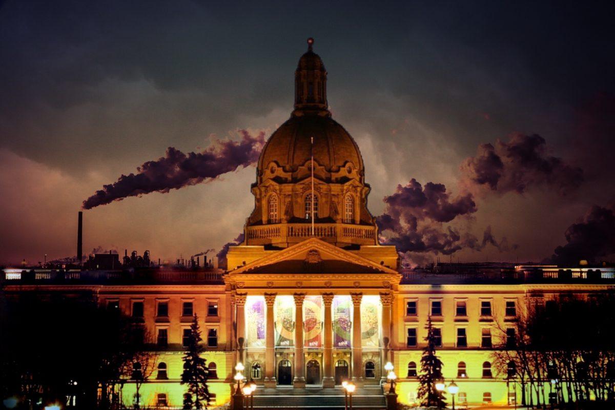 Kevin Taft Oil Industry Alberta Politics