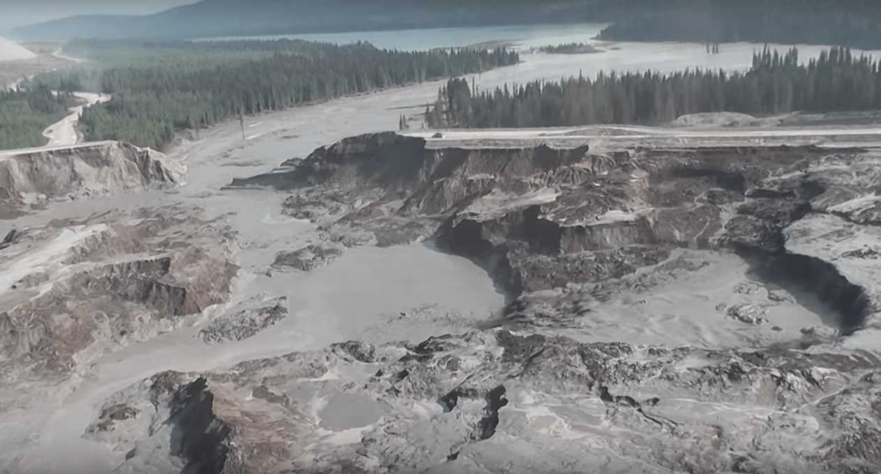 It's Official: No Provincial Charges for Mount Polley Mine Spill
