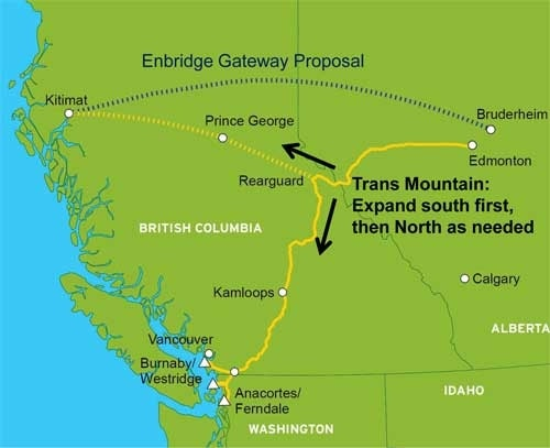 Memo to the NDP: Trans Mountain is Bigger, Riskier than