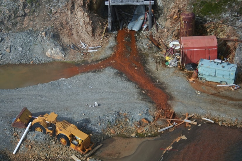 Cost of Abandoned, Contaminated Mine Sites in B C  $508 Million, Up