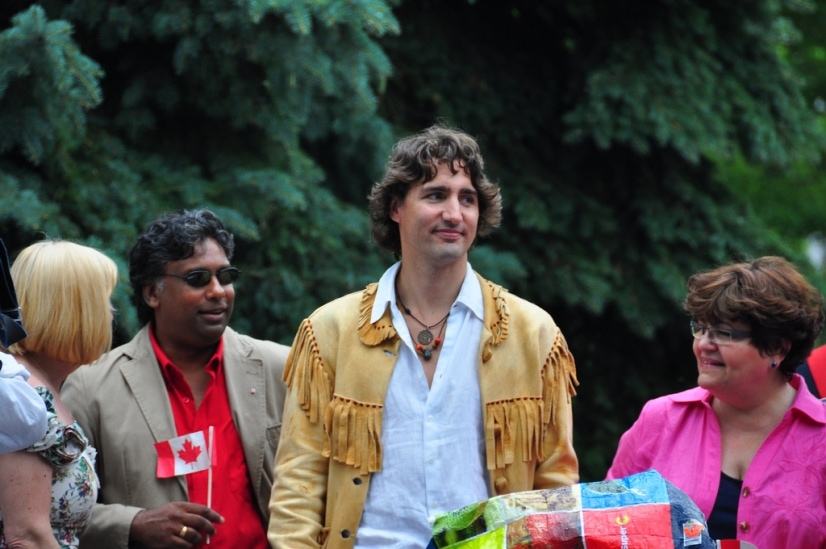 Justin Trudeau Kinder Morgan Pipeline