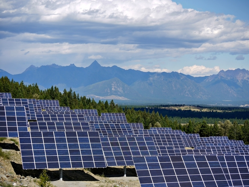 This Old Mine Is Now B.C.'s Largest Solar Farm | The Narwhal