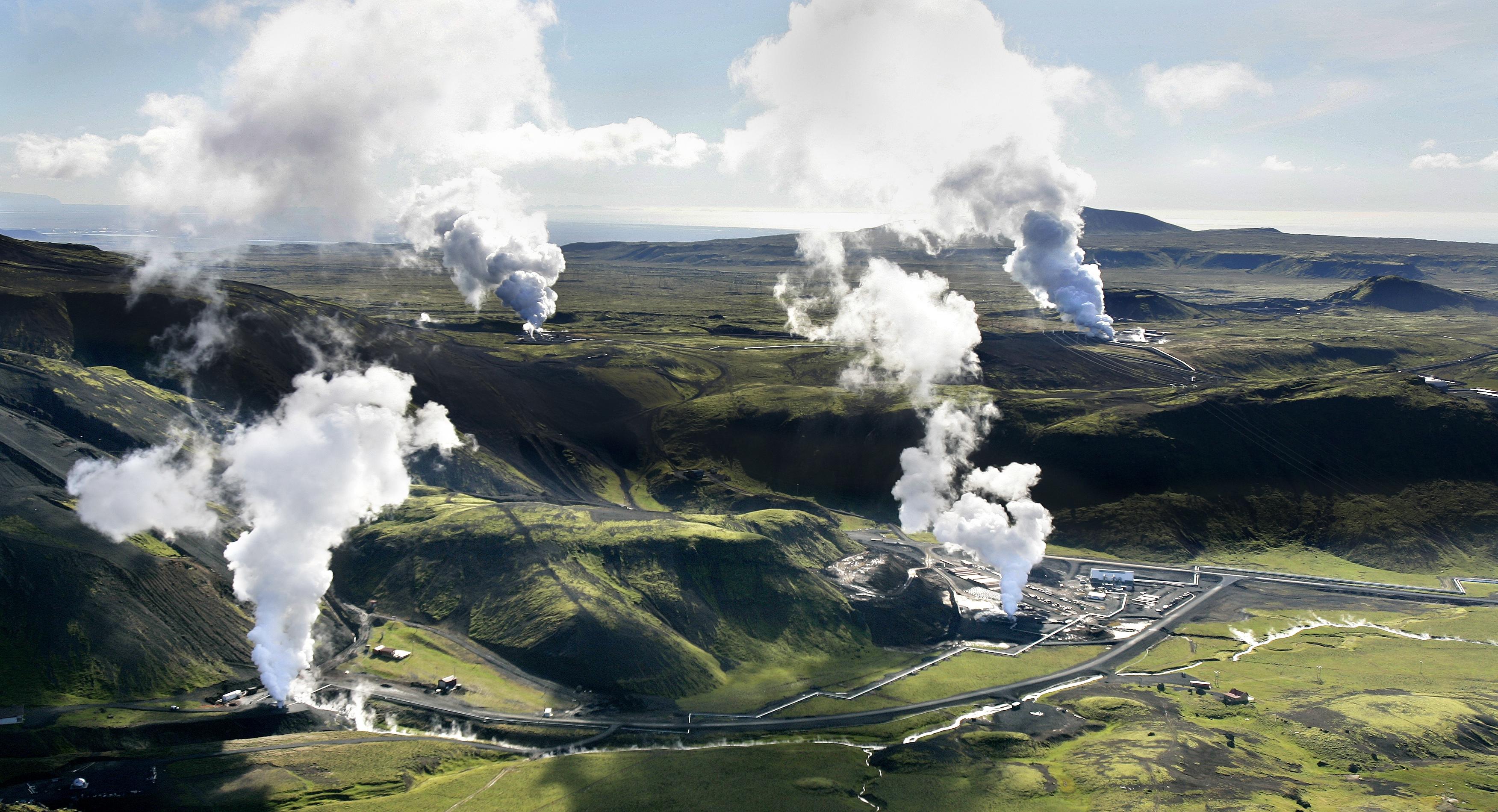 Geothermal Energy raetur_jardhita