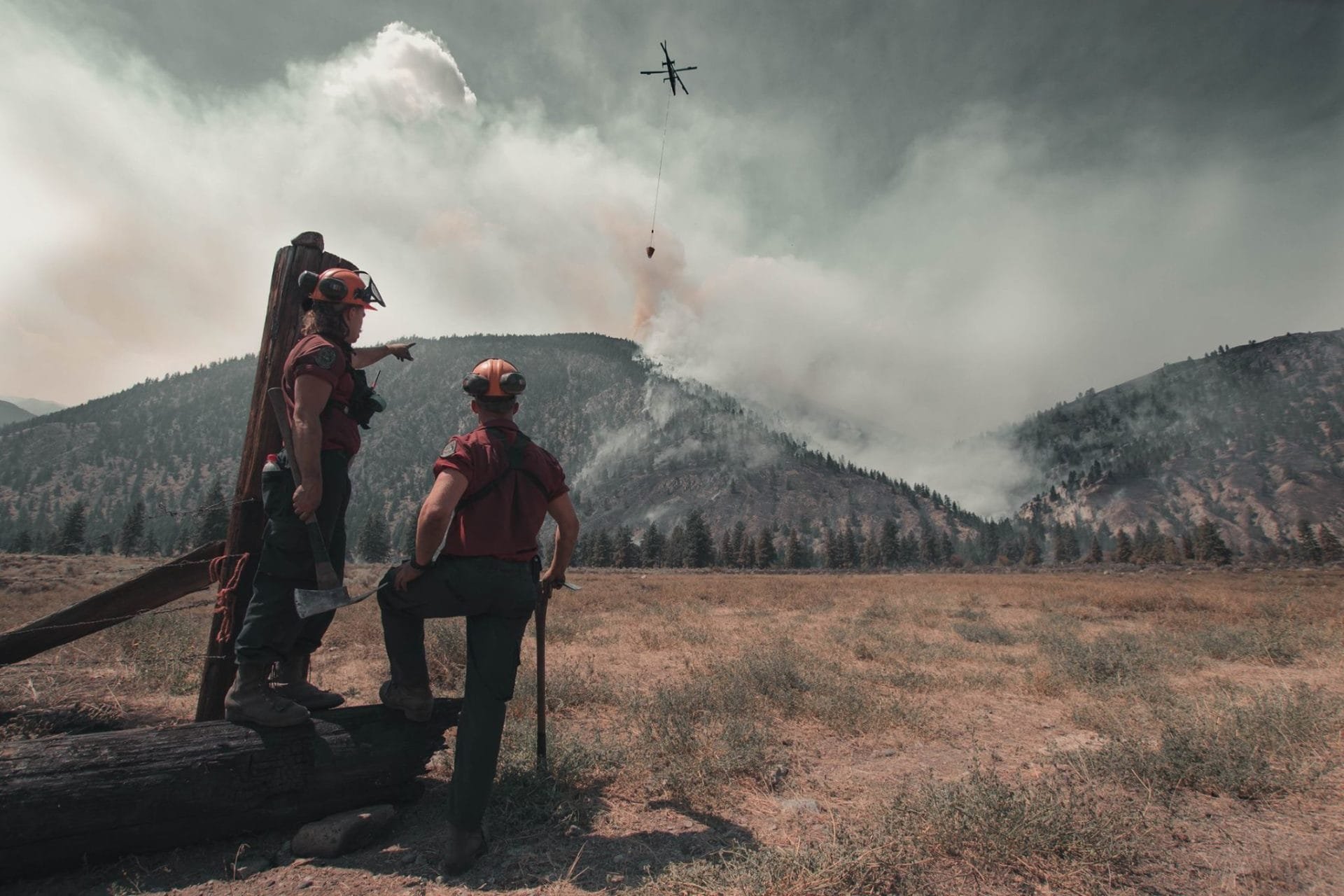 B.C. Wildfire Service
