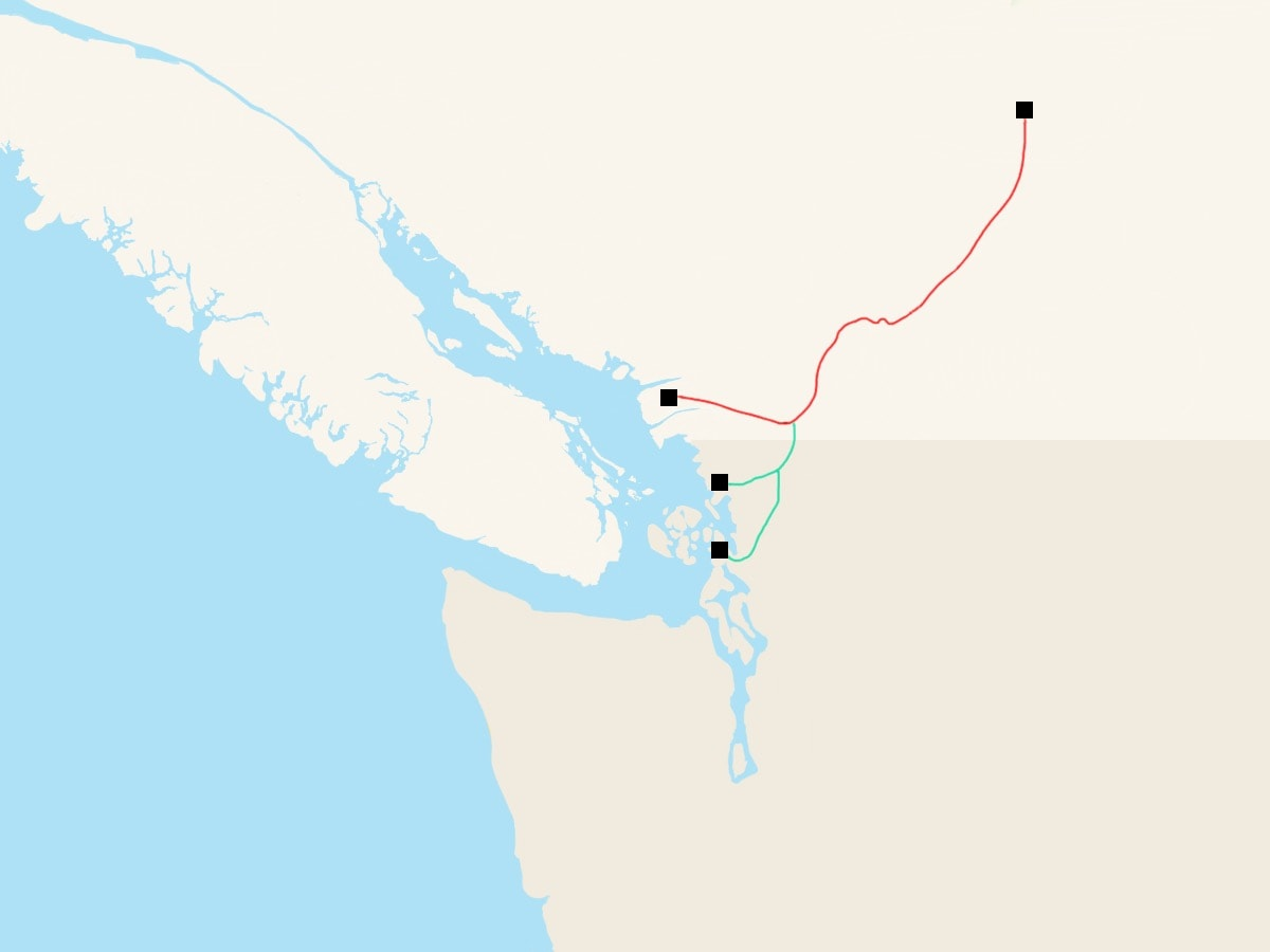 Trans Mountain Puget Sound Pipelines
