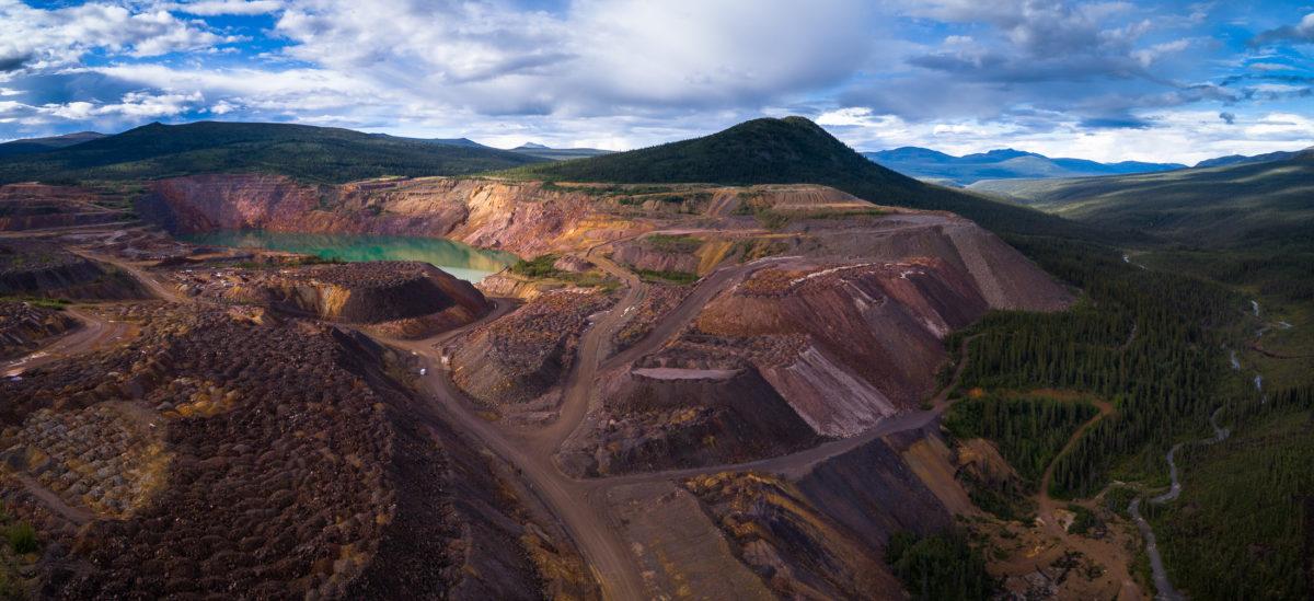 Faro Mine