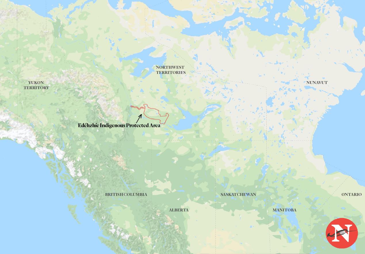 Edehzhie Indigenous Protected Area