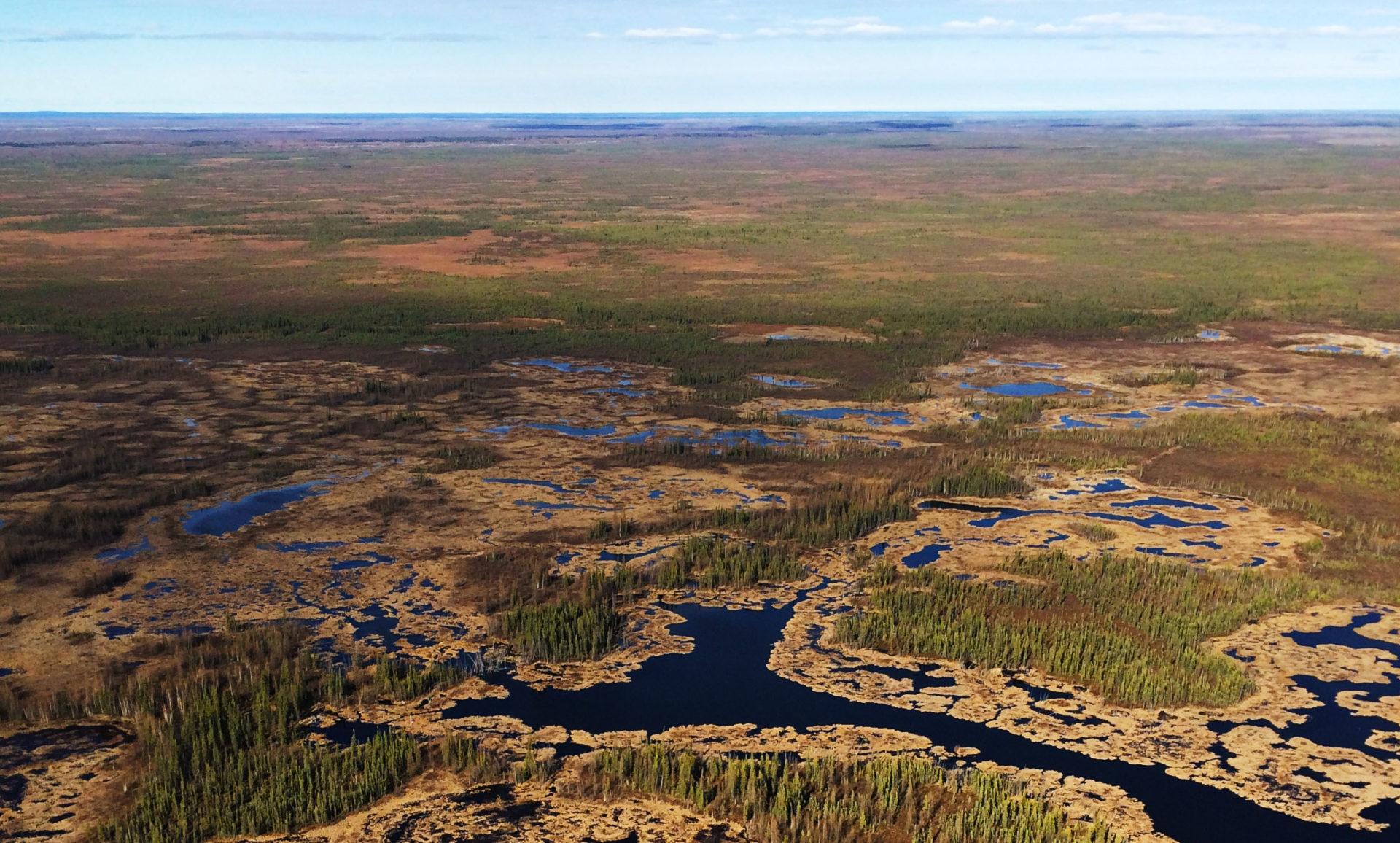 Edéhzhíe Indigenous Protected Area