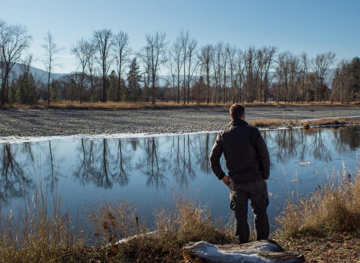 Grand Forks flood Graham Watt
