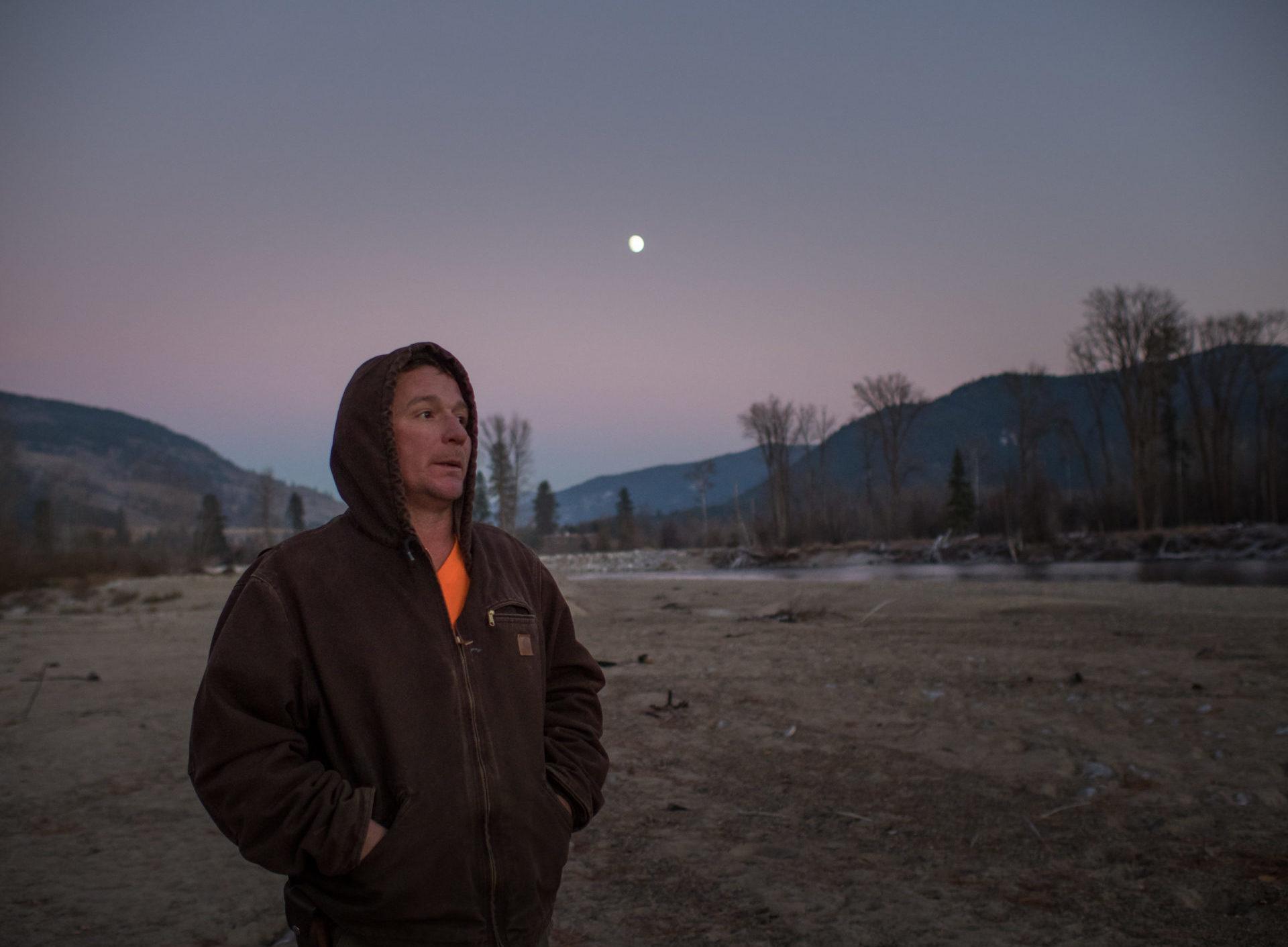 Jesse Redding Grand Forks flood