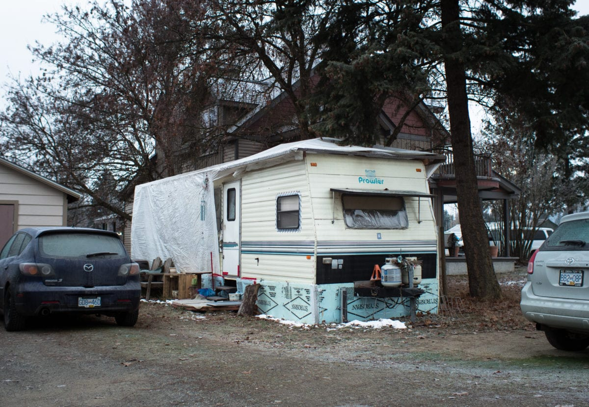 Grand Forks flood housing crisis