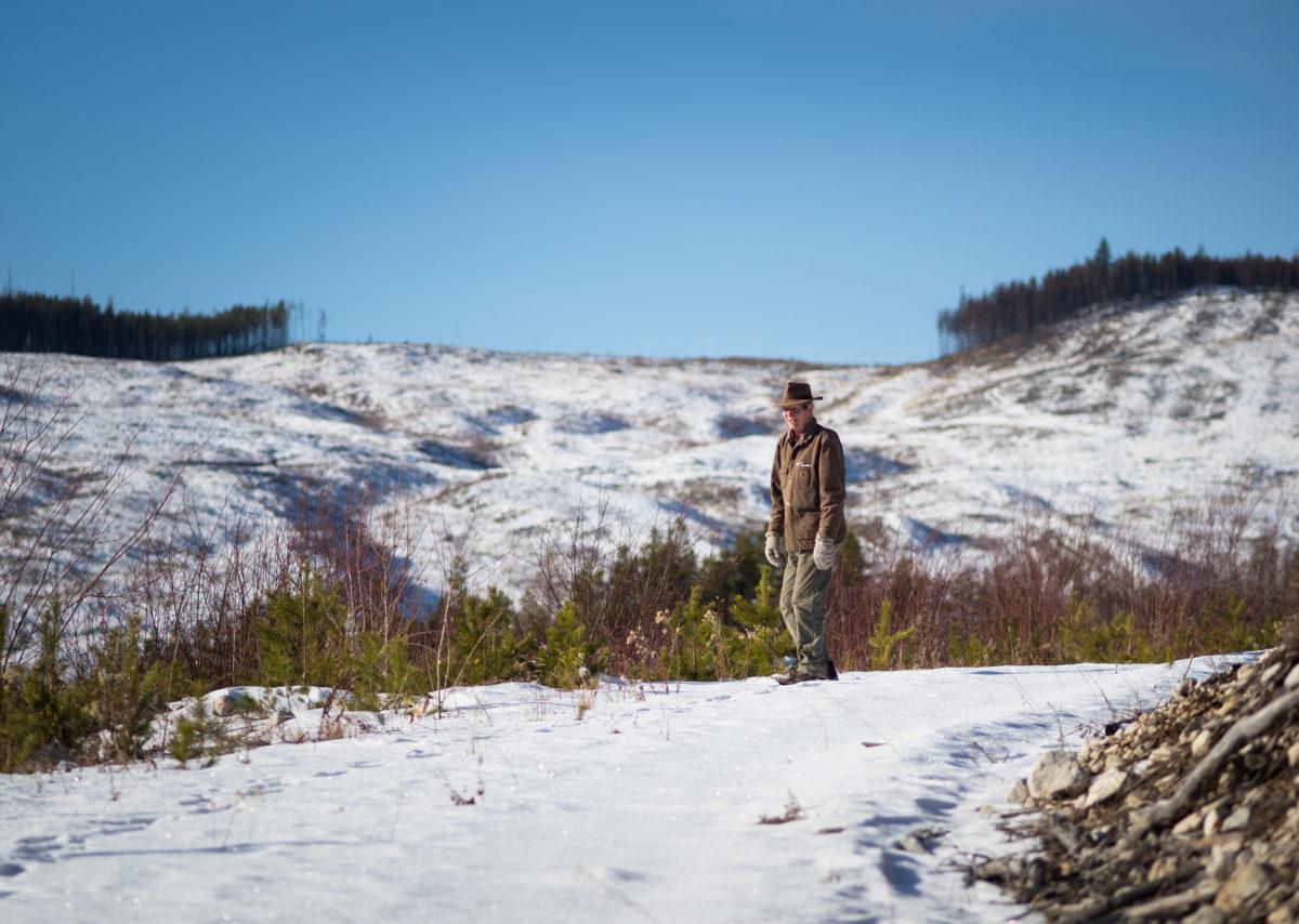 Fred Marshall Grand Forks logging