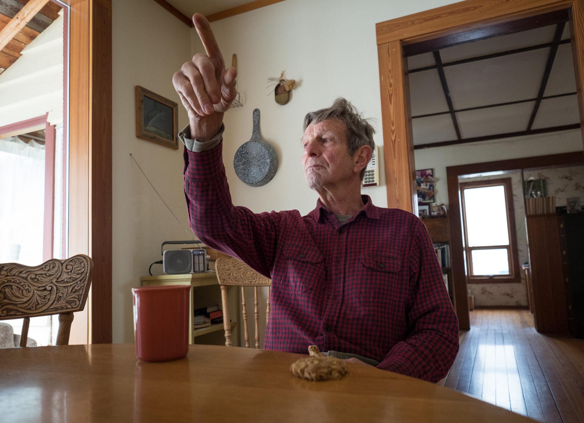 Fred Marshall Grand Forks flood