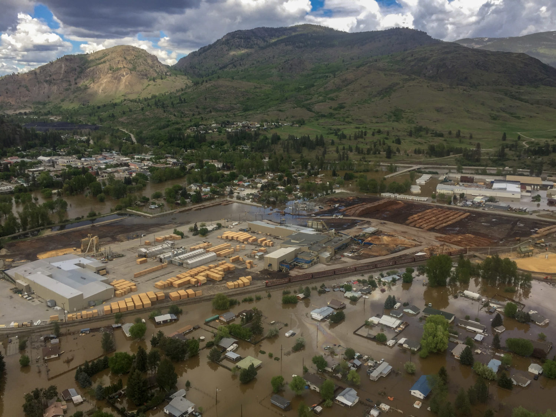 Flooding in Grand Forks