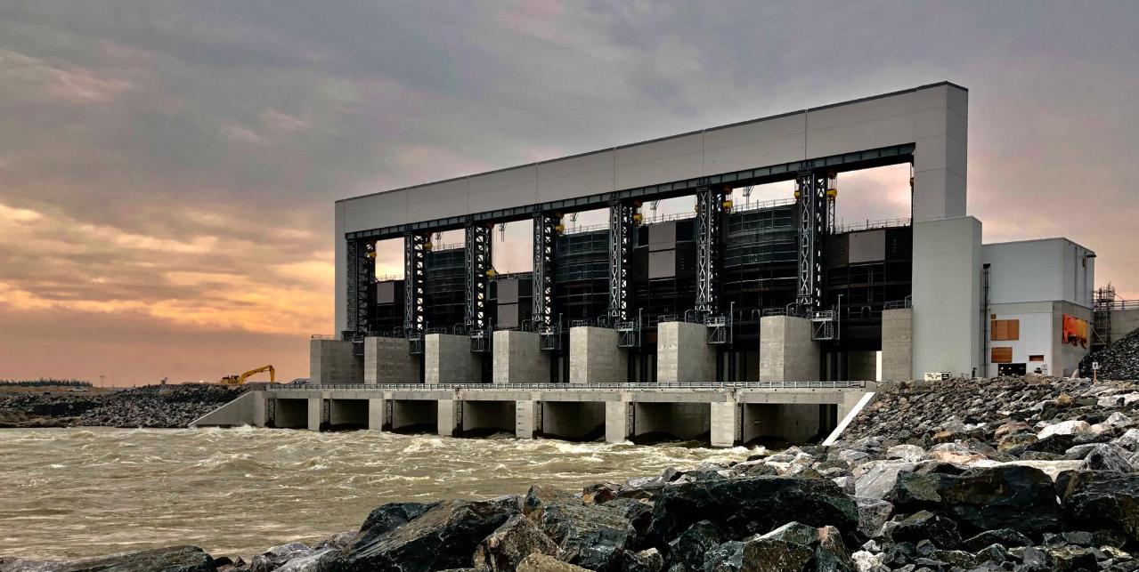 Keeyask Dam
