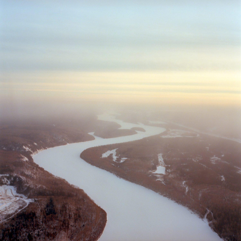 Athabasa River