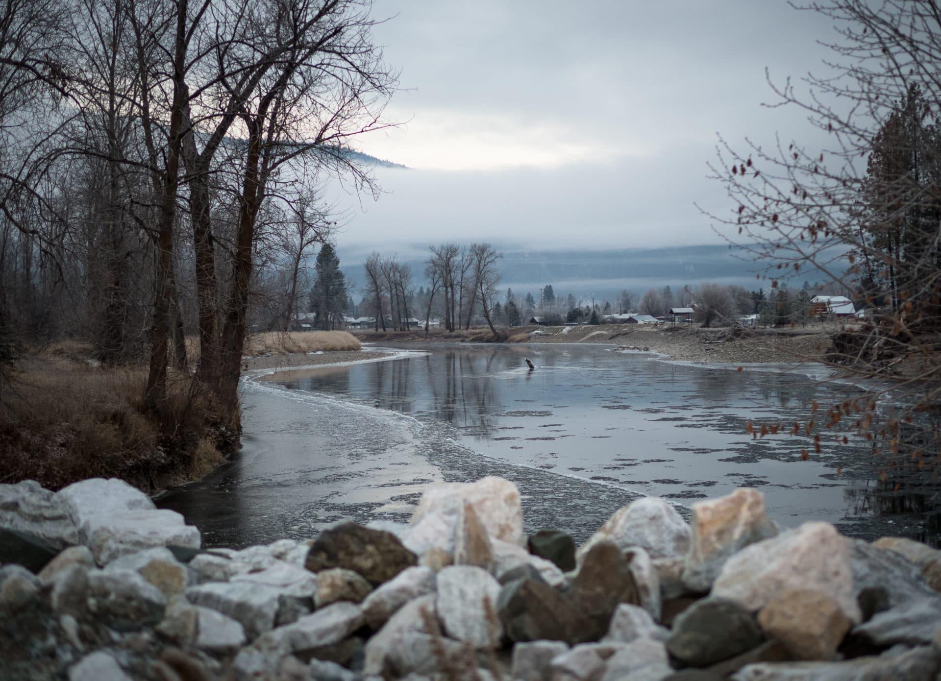 Grand Forks flooding Kettle River