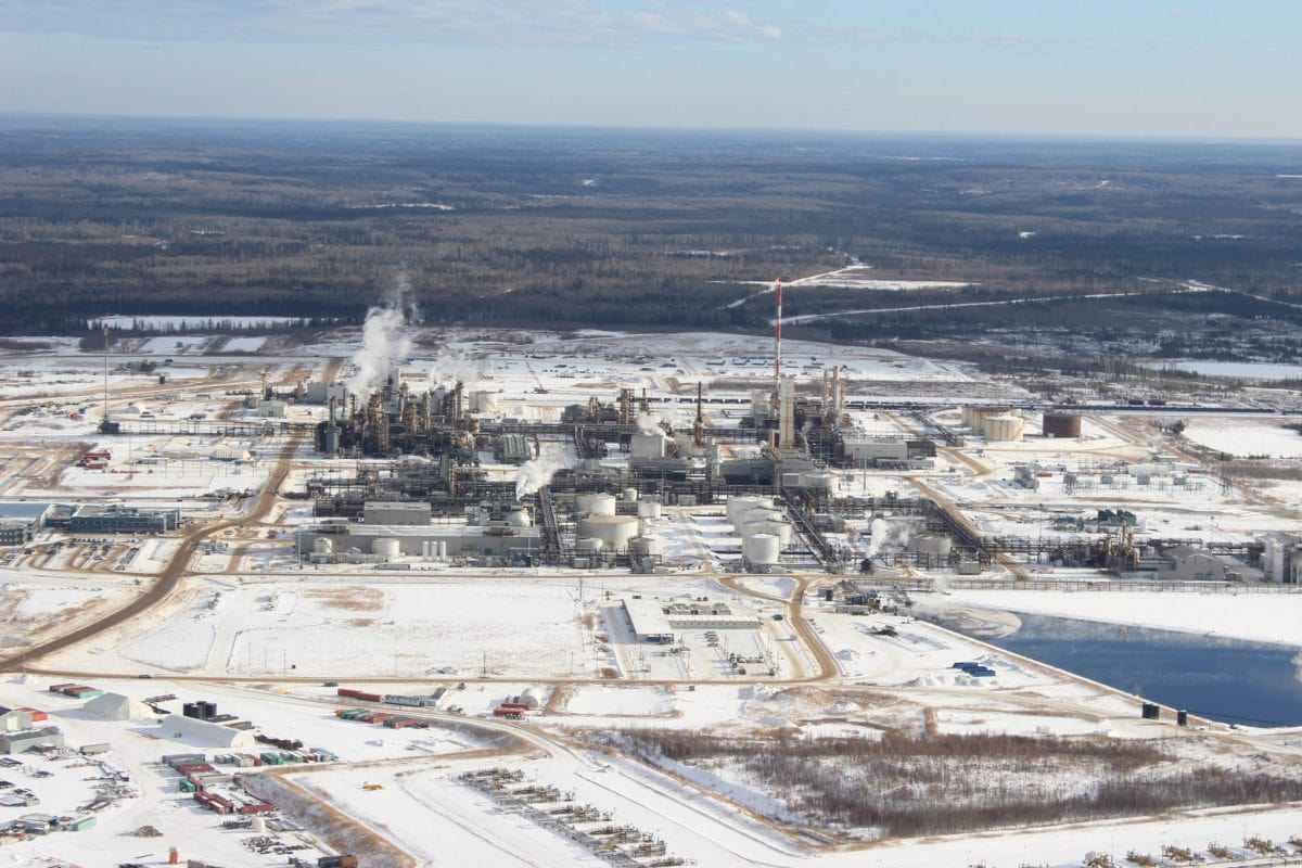 Nexen Long Lake SAGD oilsands