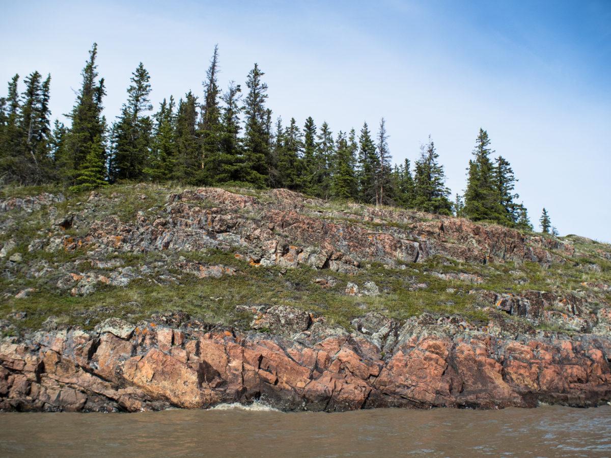 Lake Athabasca Louis Bockner Wood Buffalo