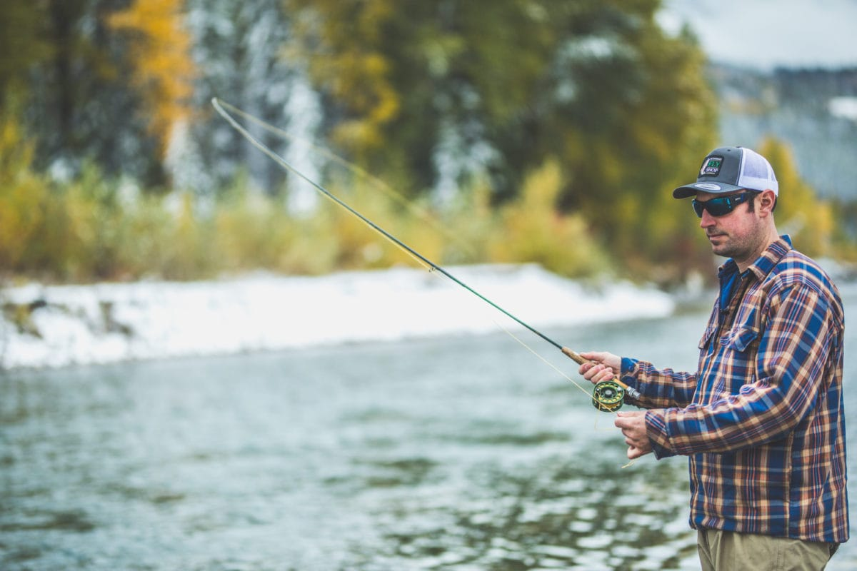 Fly Fishing selenium Fernie
