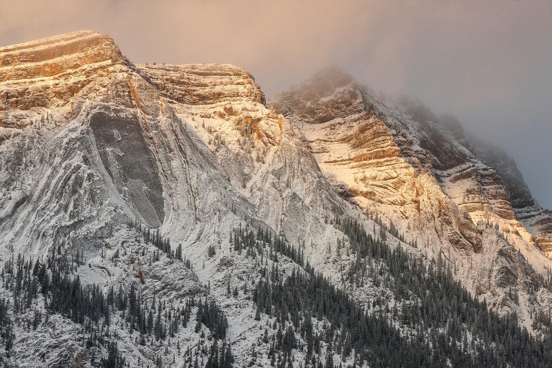 Mount Abraham peak