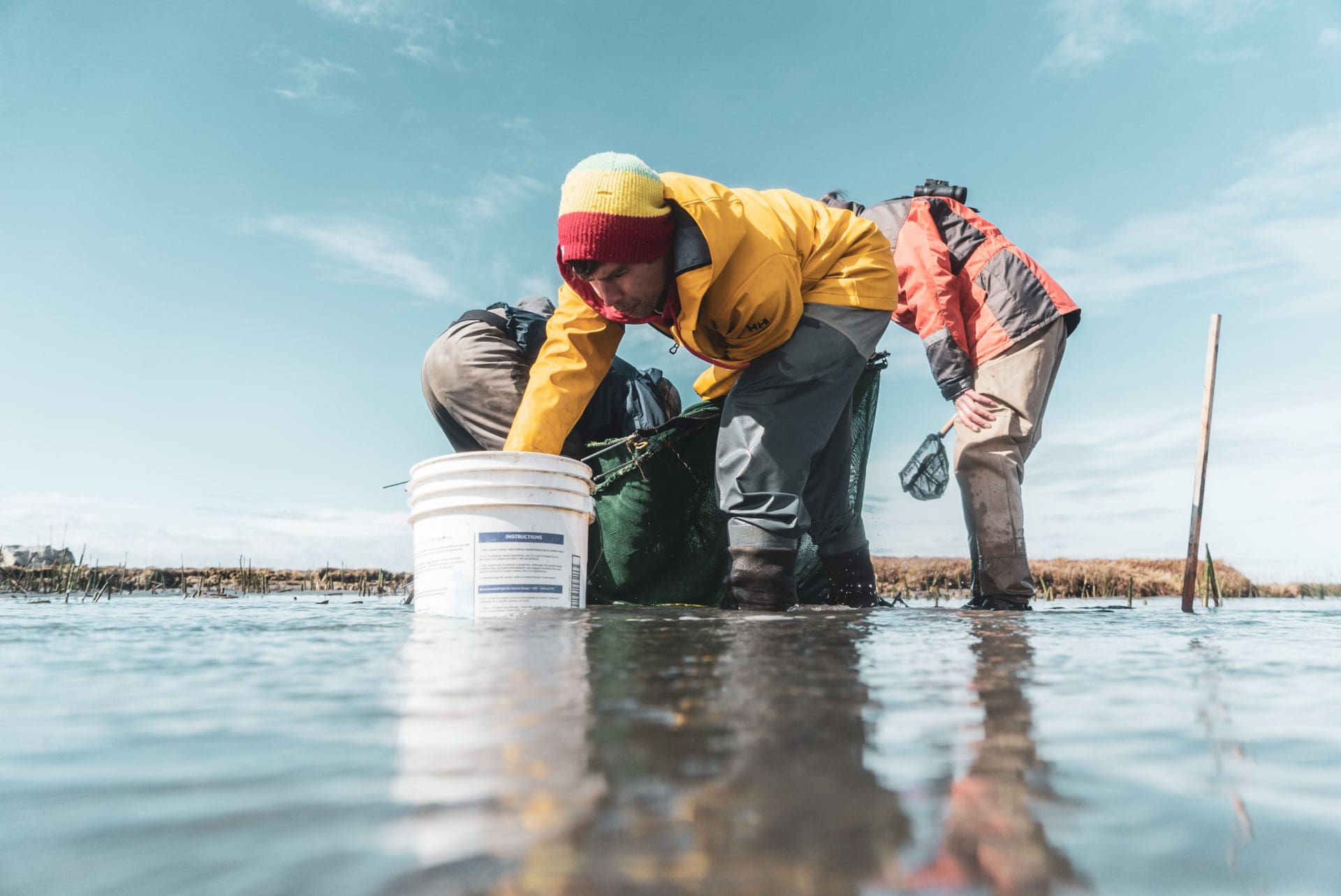 Raincoast Conservation Foundation Lower Fraser River connectivity salmon