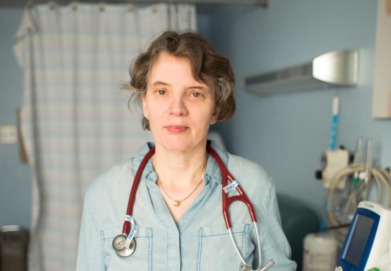 Ulrike Meyer doctor fracking B.C.