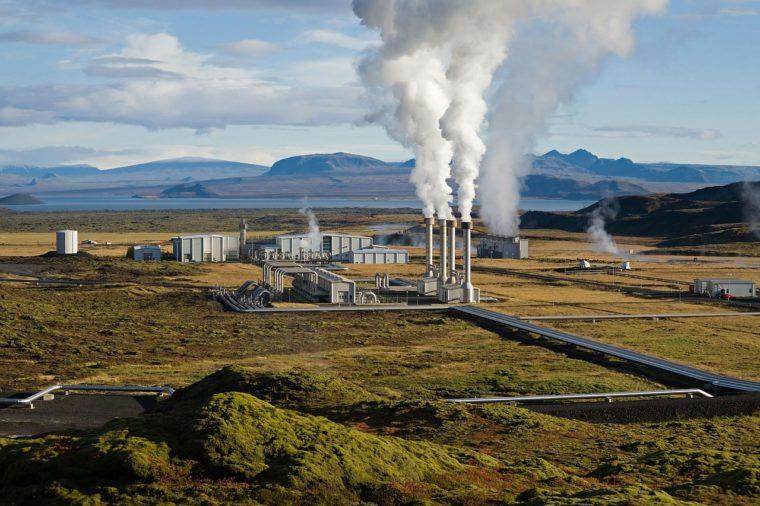 Geothermal energy Iceland Canada