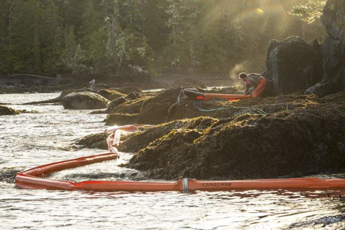 Nathan E. Stewart oil spill