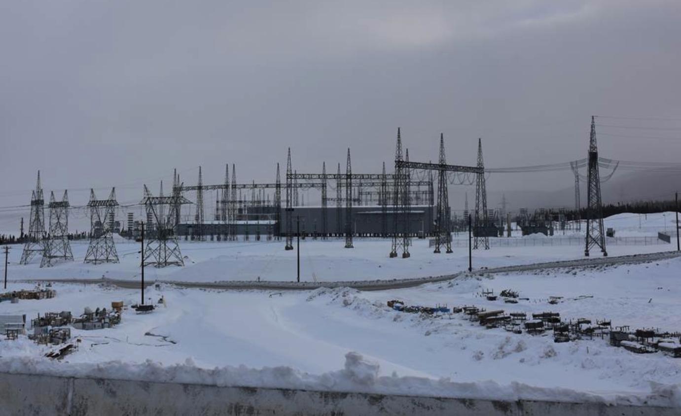 Muskrat Falls transmission facility Nalcor