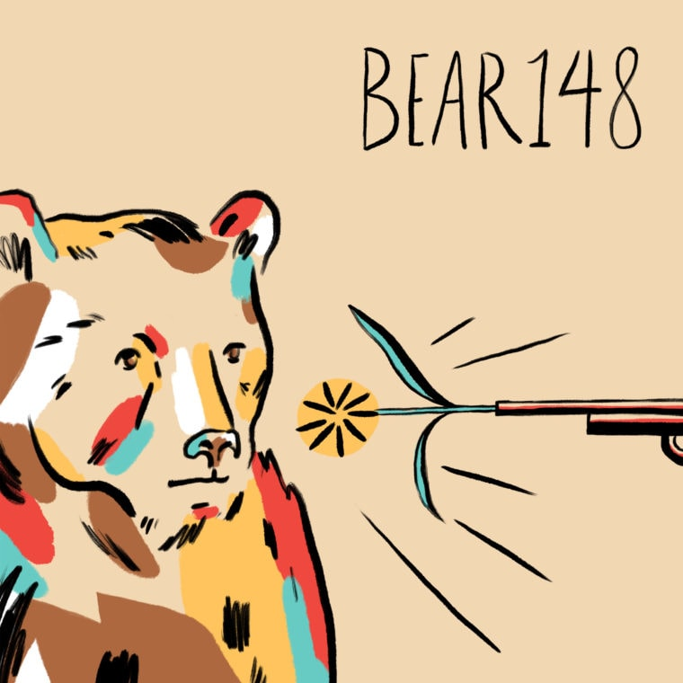 Bear 148 Marc Breau