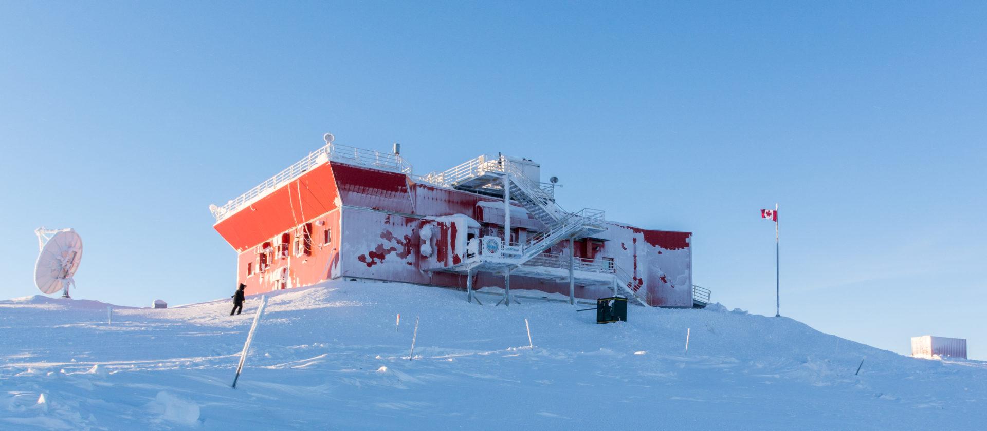 Polar Environment Atmospheric Research Laboratory