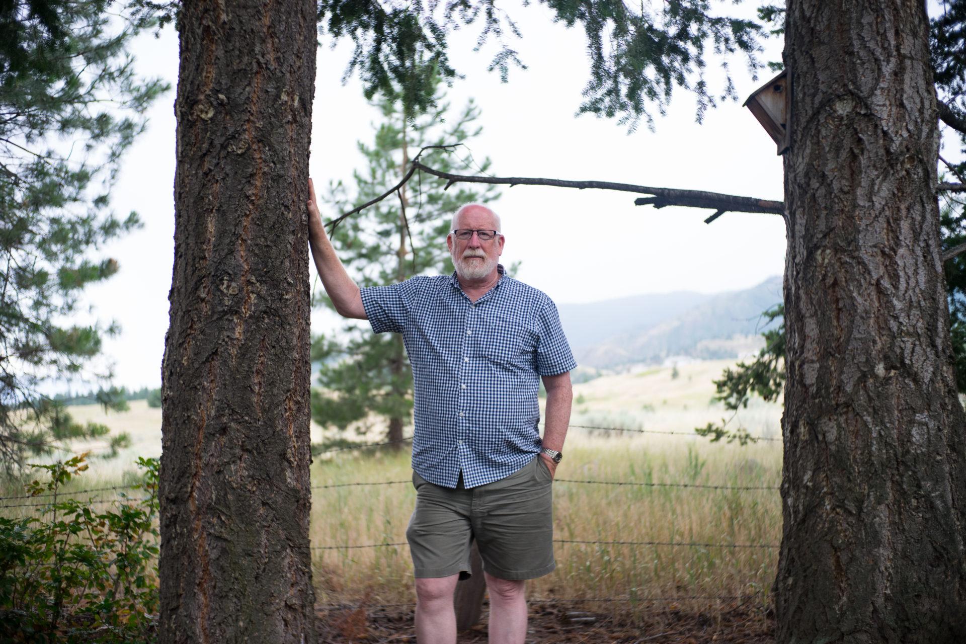 MP Richard Cannings South Okanagan-Similkameen National Park Reserve Jake Sherman