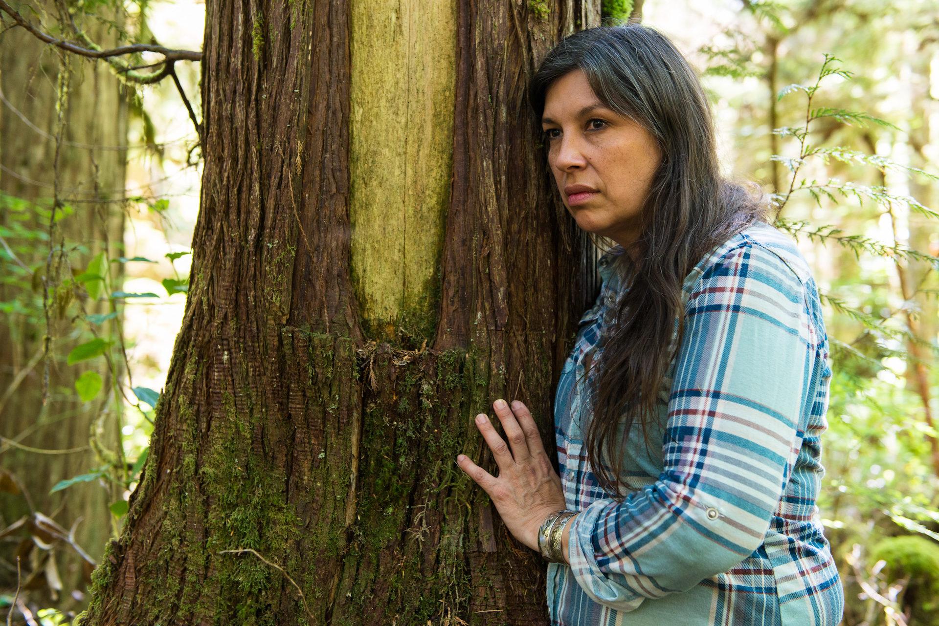 Garth Lenz Haida Gwaii cedar Lisa White