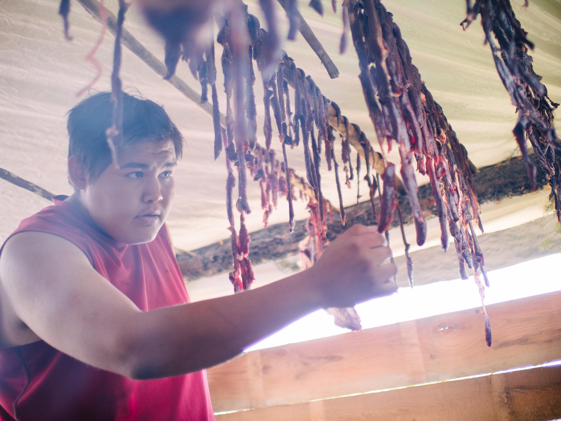 Winston Tallio Anahim Lake Louis Bockner Taseko New Prosperity Tsilhqot'in Nation