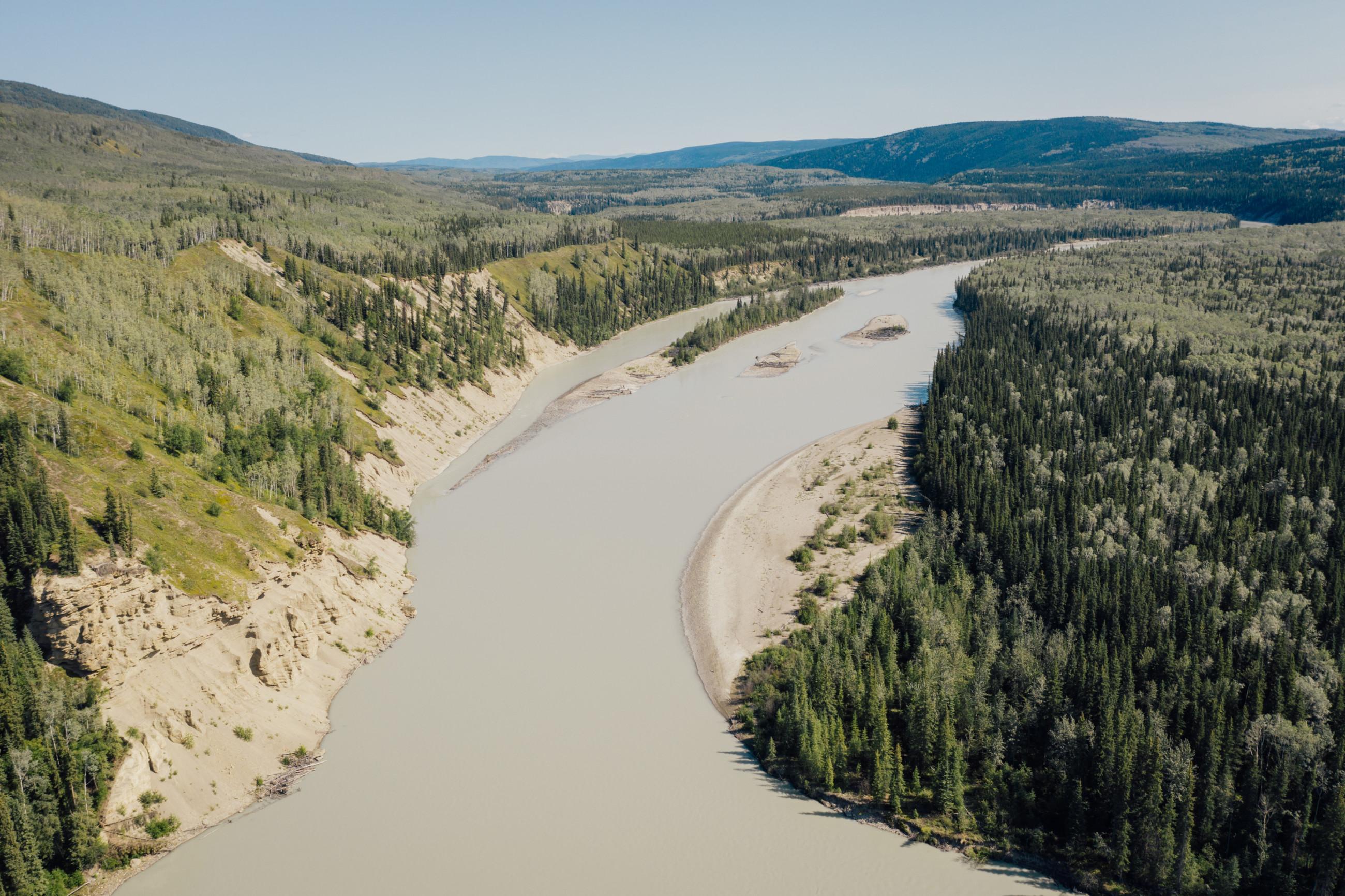 Kechika River Taylor Roades Kaska Dena
