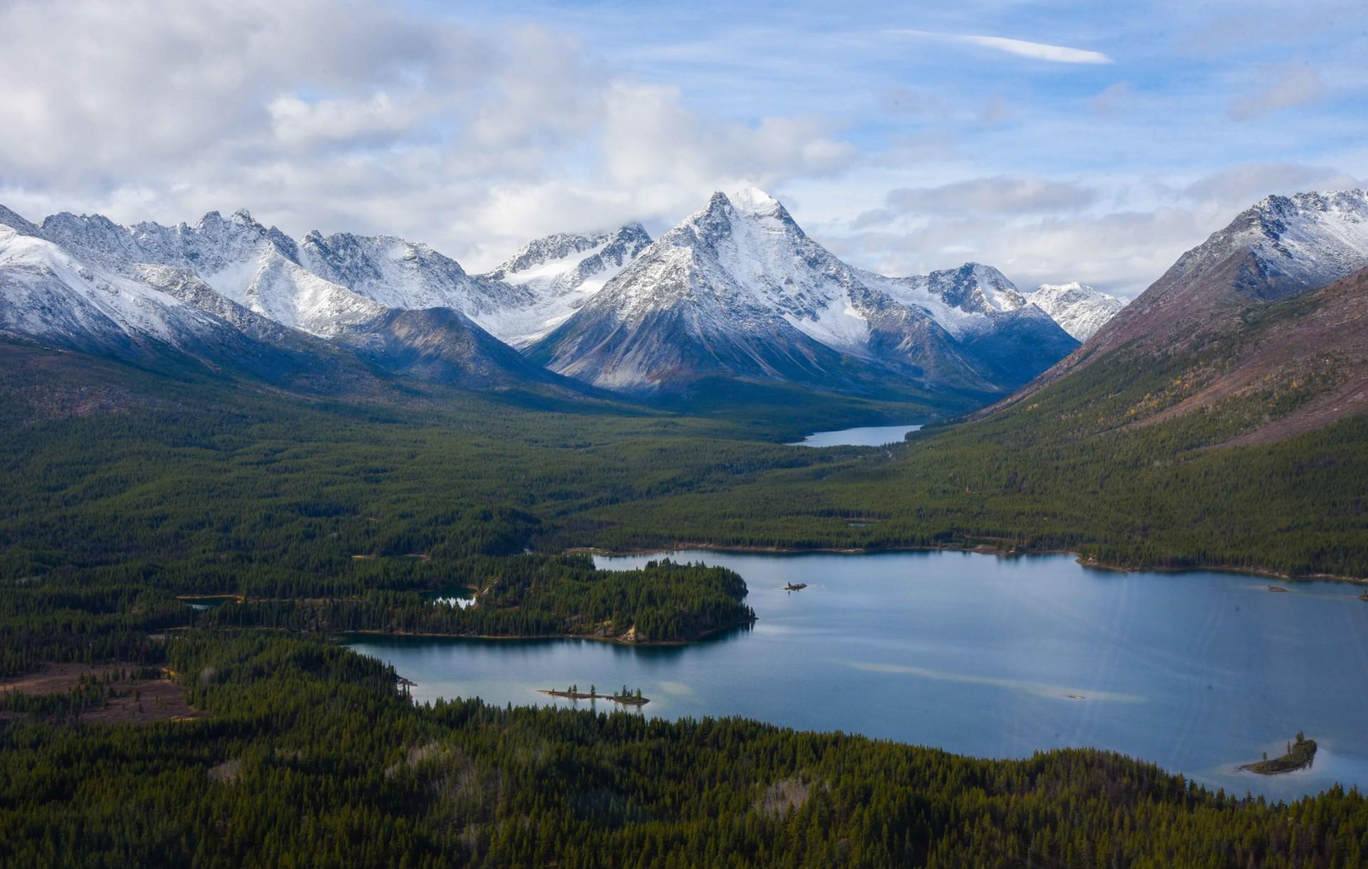Kaska Indigenous Protected and Conserved Area Maureen Garrity Kaska Dena