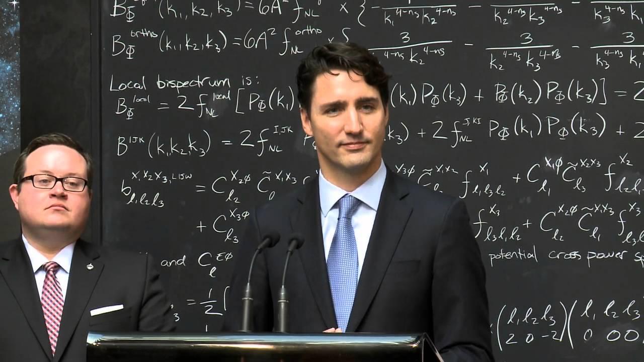 Trudeau quantum