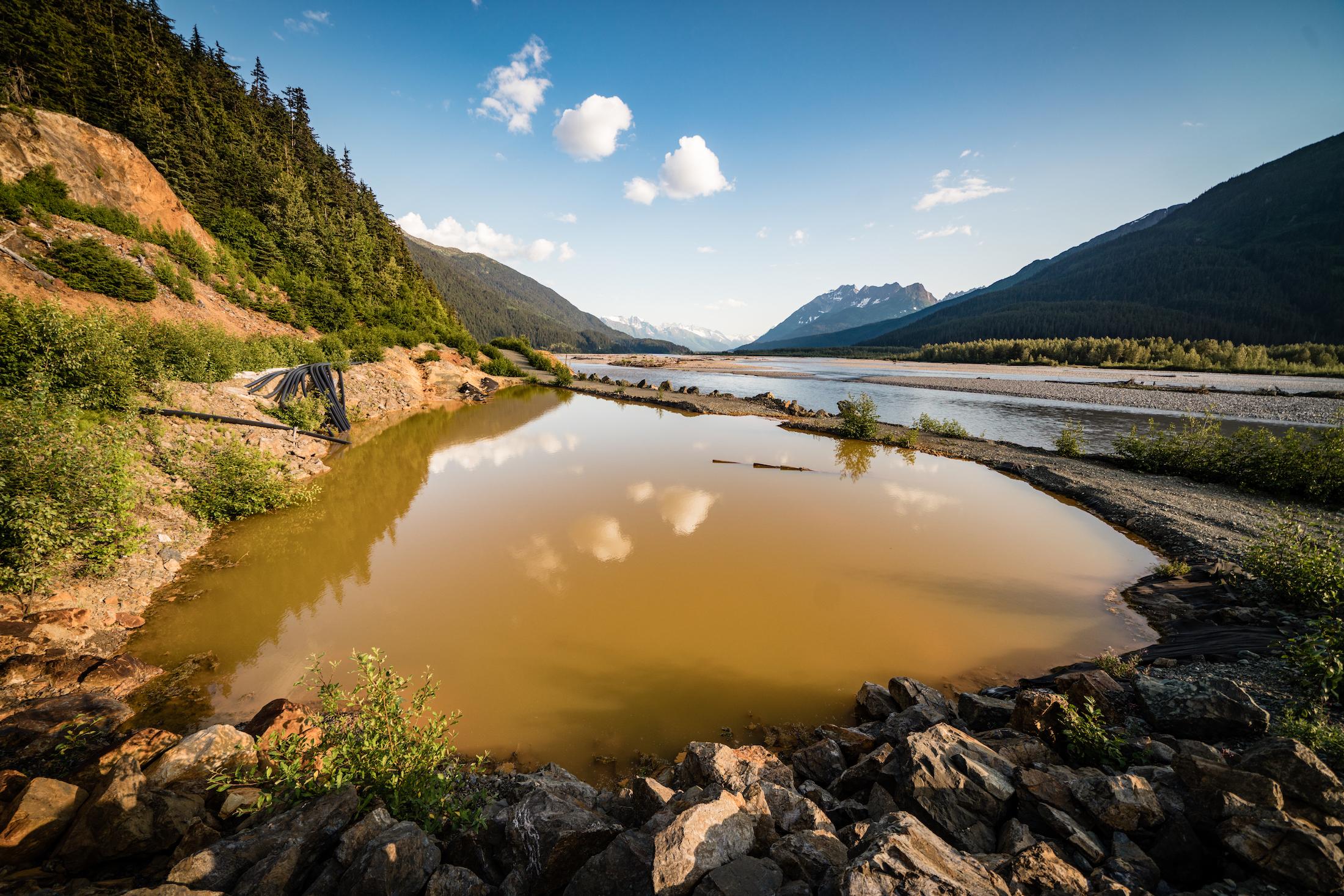 Colin Arisman Tulsequah Chief Tulsequah River