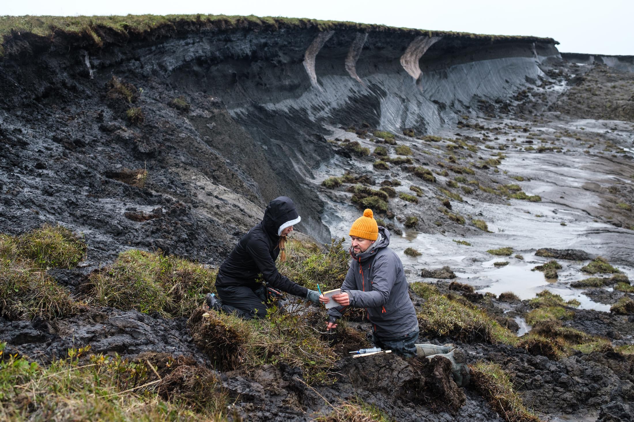 Climate Tuktoyaktuk Community-based monitoring Werokina Murray