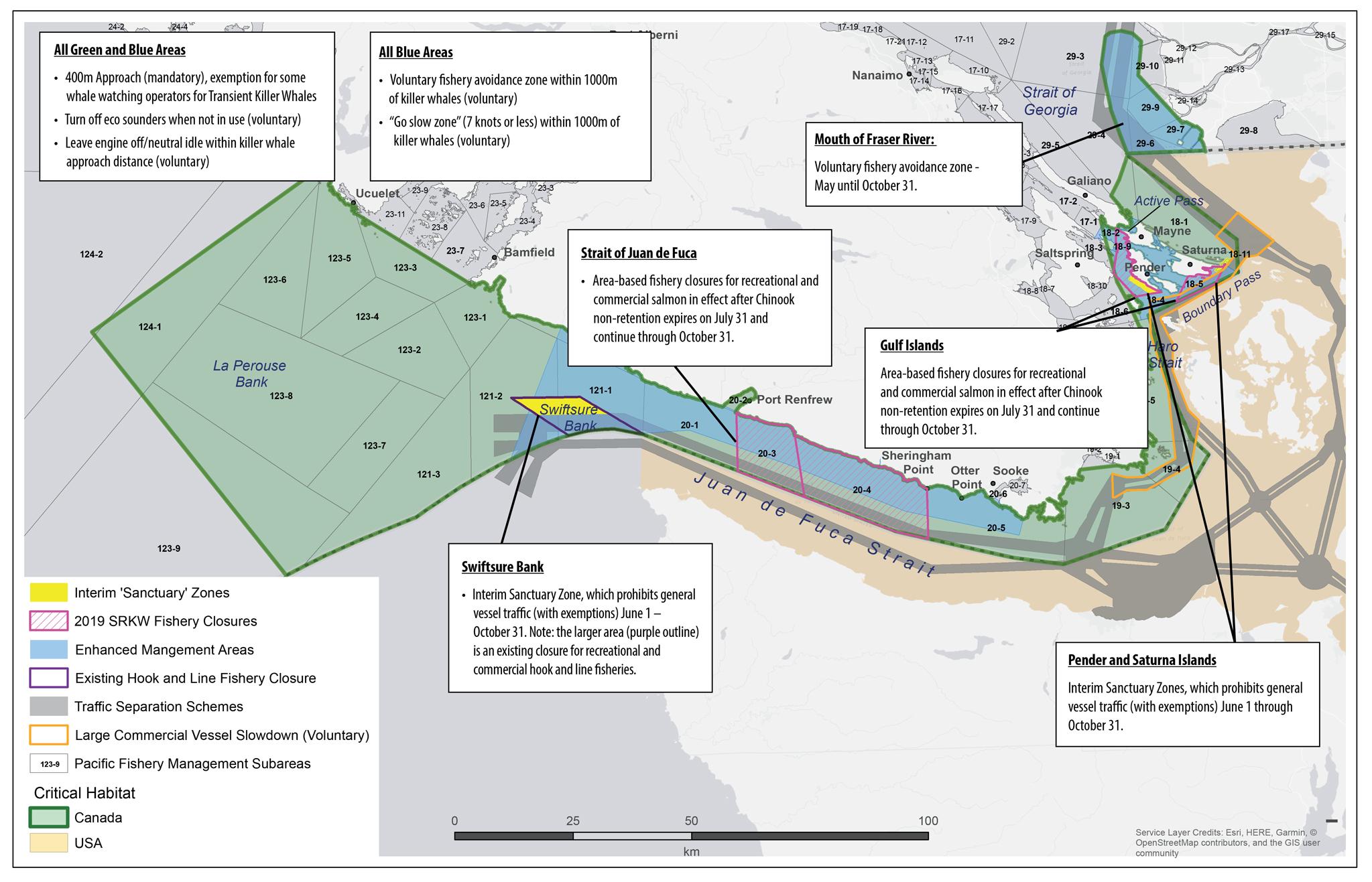 DFO whale sanctuary