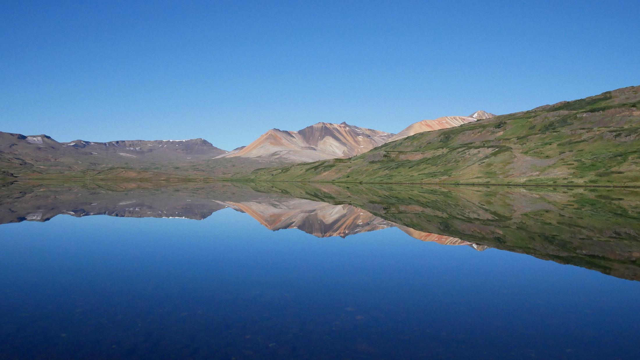 Mount Edziza Provincial Park