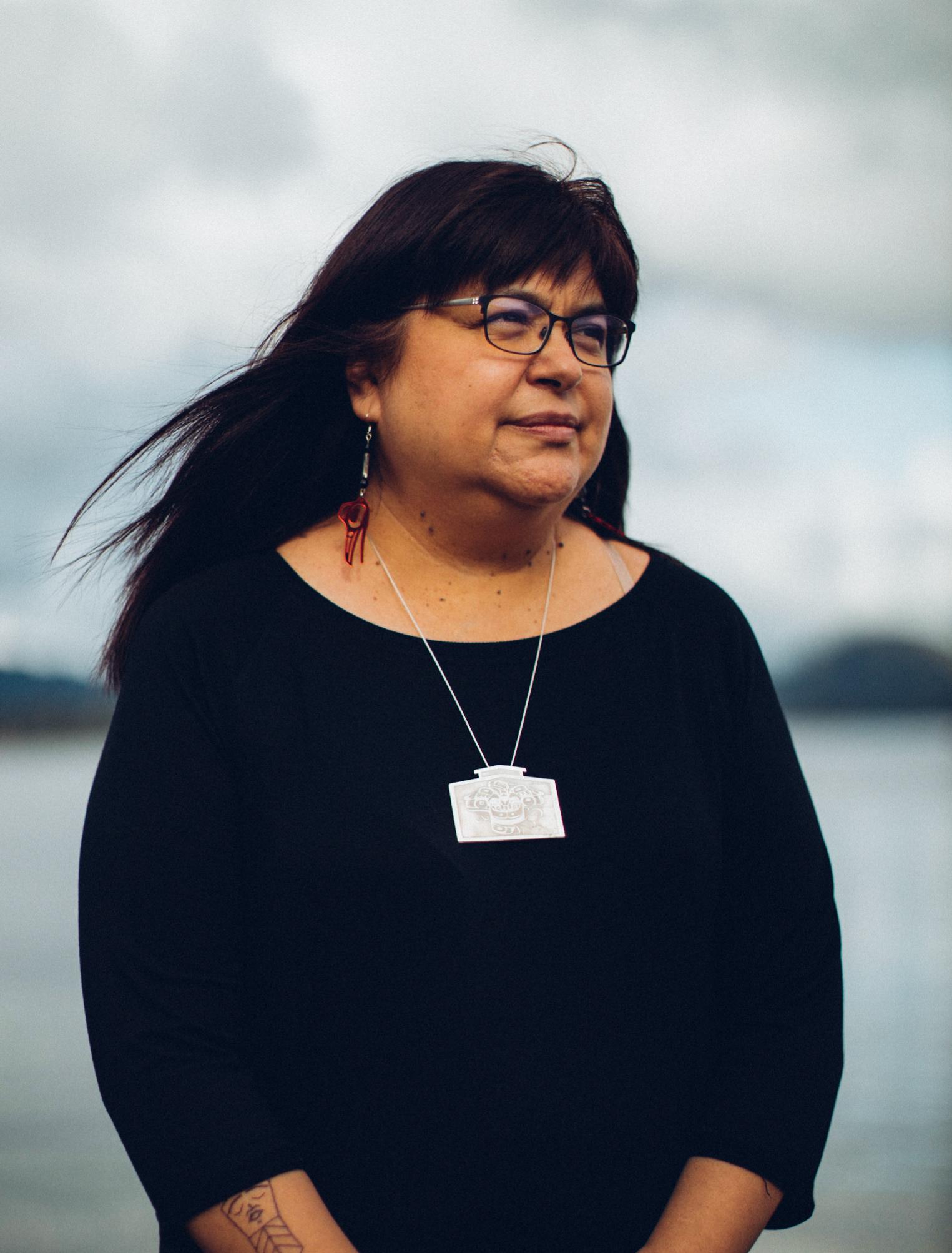 Heiltsuk Chief Marilyn Slett