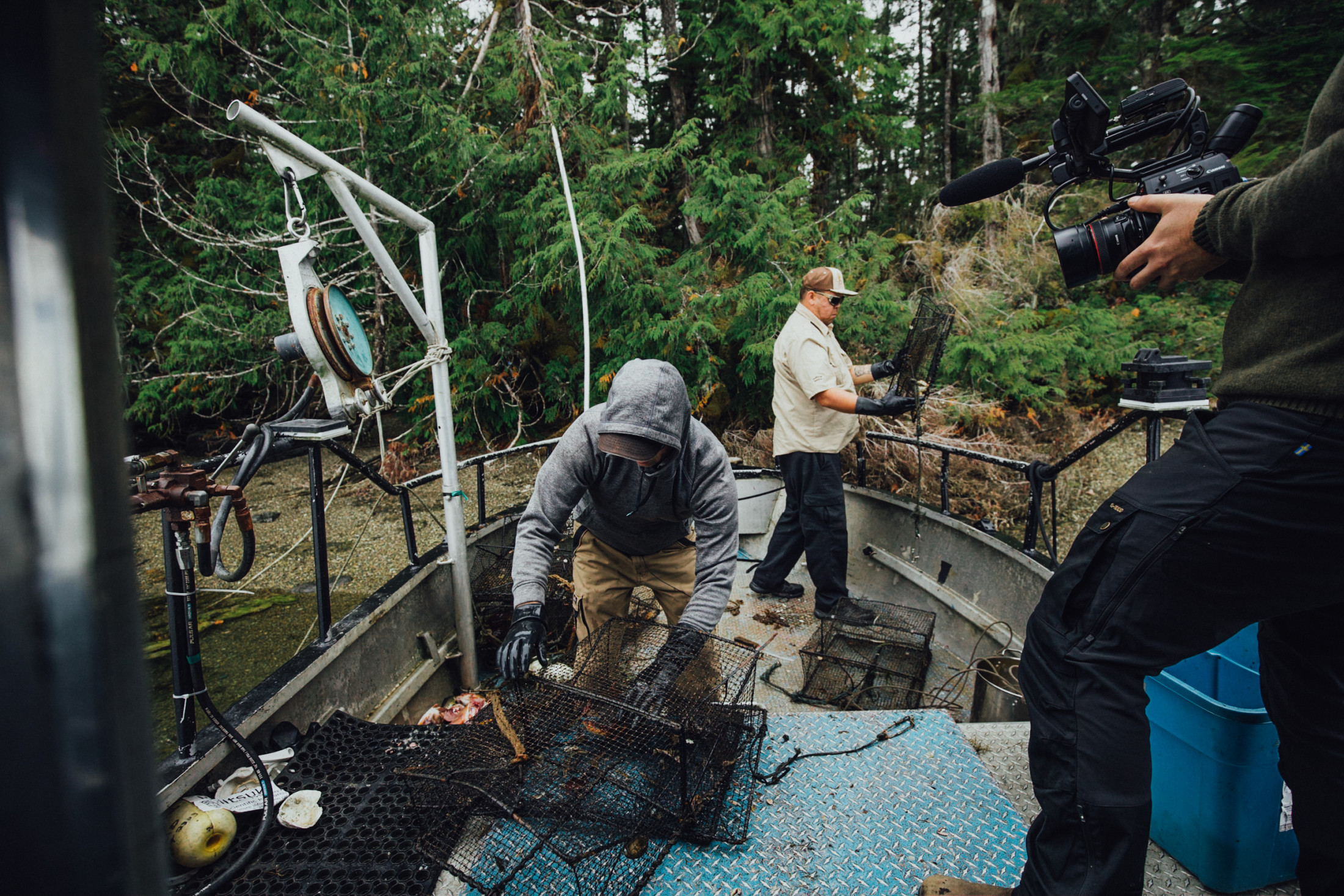 Heiltsuk Coastal Guardian Watchmen