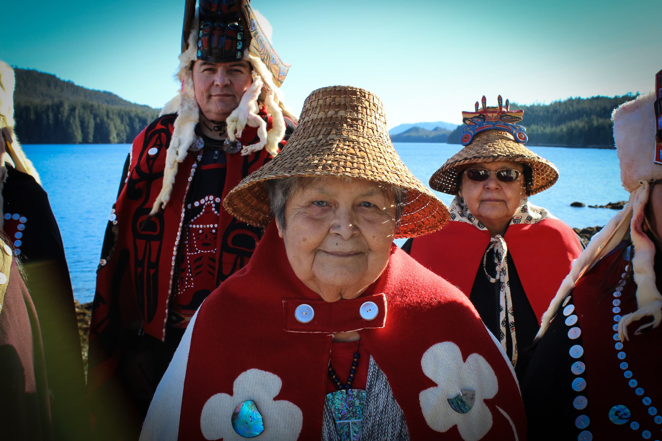 Liz Brown Heiltsuk First Nation